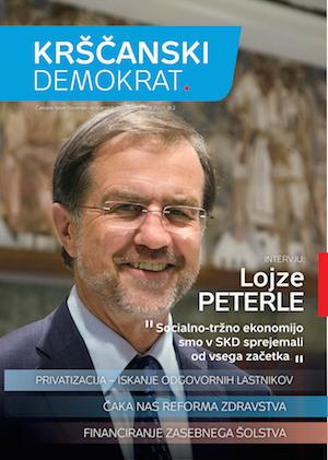 Krščanski demokrat št. 2