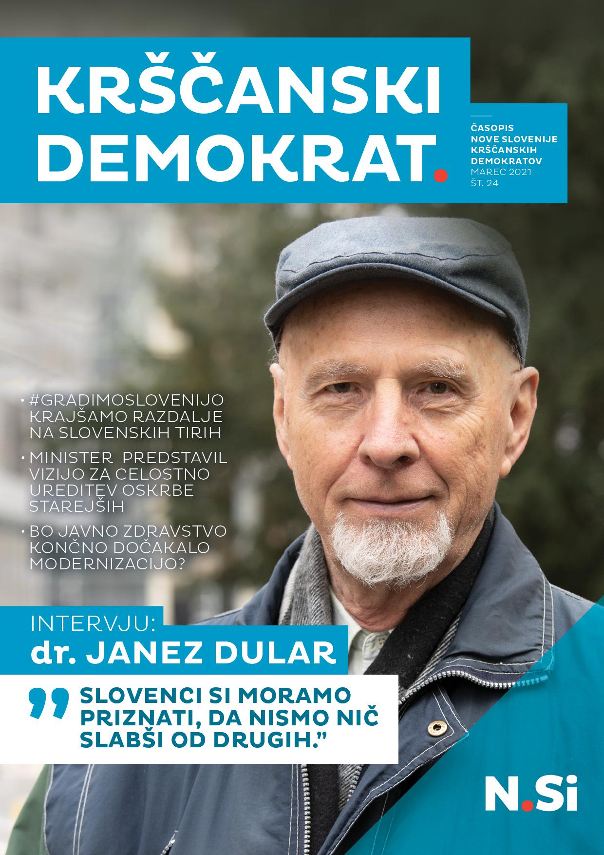 Krščanski demokrat št. 24
